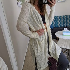 Roxy long sleeve knitted Cardigan
